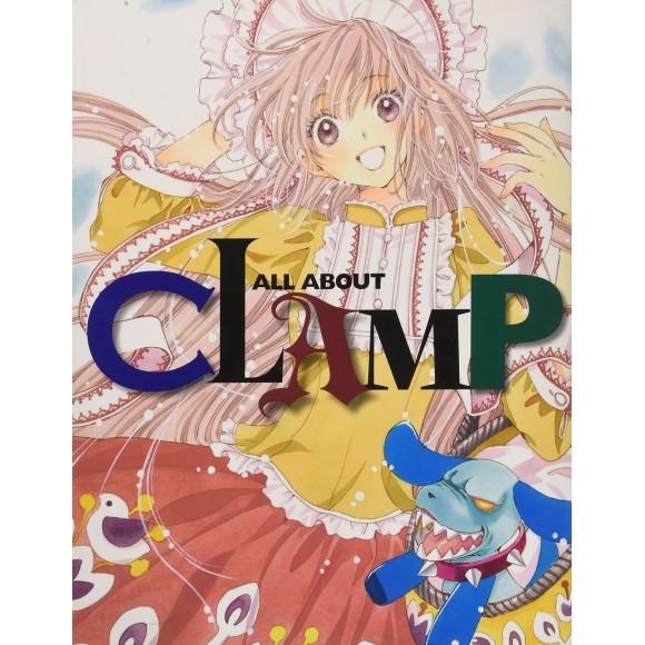 All About CLAMP - Edição Japonesa