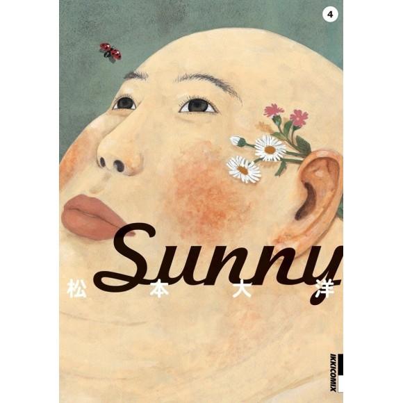 SUNNY vol. 4 - Edição Japonesa