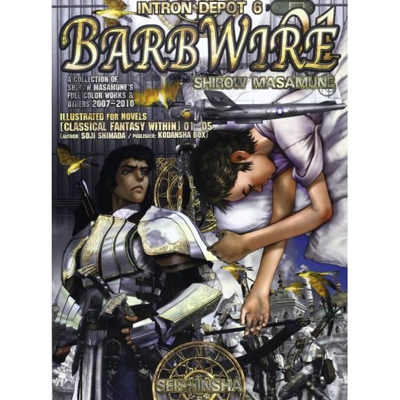 INTRON DEPOT 6 - Barb Wire 01 - Edição Japonesa