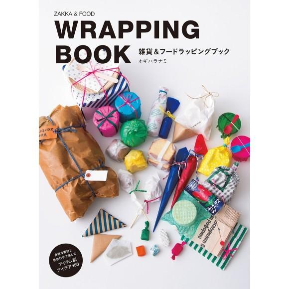 WRAPPING BOOK - Zakka & Food - em japonês