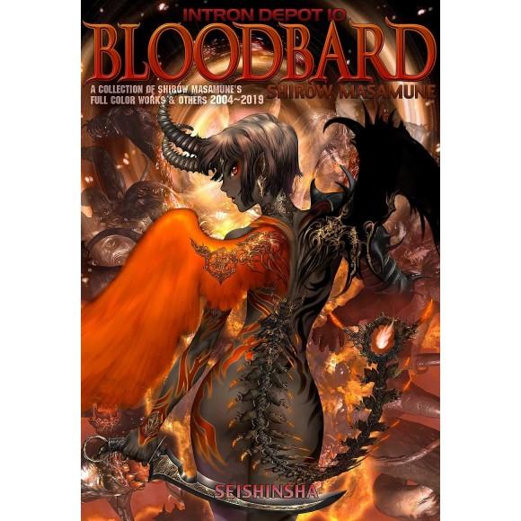 INTRON DEPOT 10 - Bloodbard - Edição Japonesa