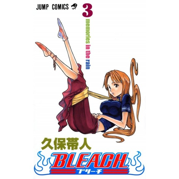 BLEACH vol. 3 - Edição Japonesa