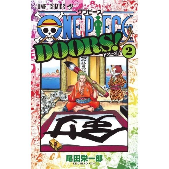 ONE PIECE DOORS! vol. 2 - Edição Japonesa