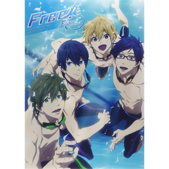 FREE! - Eternal Summer - Koushiki Fanbook