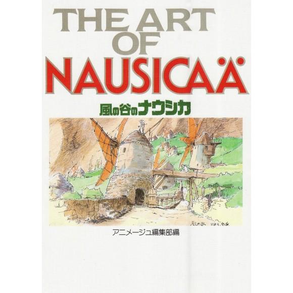 The Art of Nausicaa 風の谷のナウシカ - Edição Japonesa