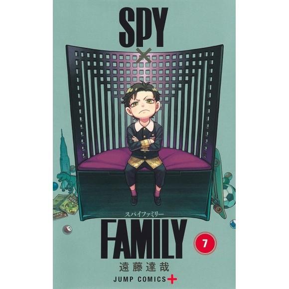 SPY X FAMILY vol. 7 - Edição Japonesa