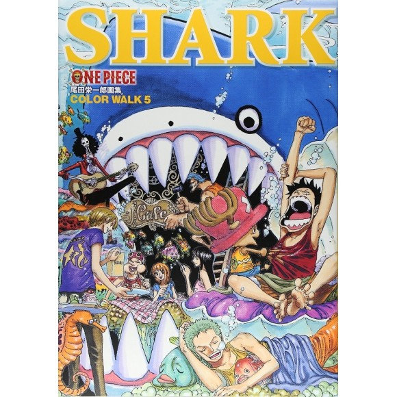 ONE PIECE Color Walk vol. 5 SHARK