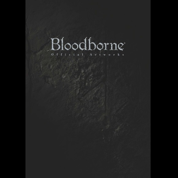 BLOODBORNE Official Artworks - Edição Japonesa